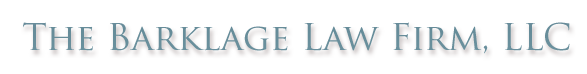The Barklage Law Firm, LLC logo